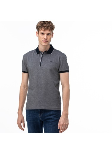 Lacoste Erkek Regular Fit Tişört PH0045.45L Lacivert